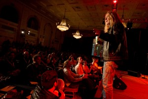 Tom Jackson teaching workshop