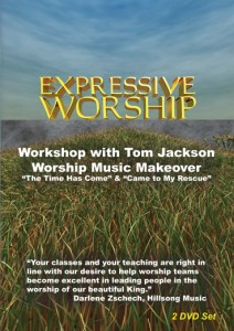 Expressive Worship 2-DVD Set
