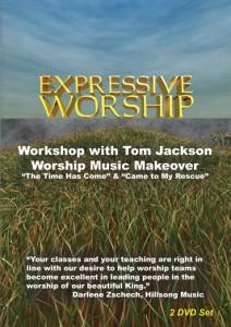 Expressive Worship 2-DVD Set