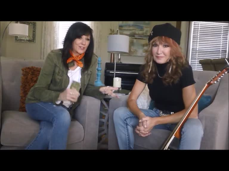 Interview with Amy Wolter and Carol Z
