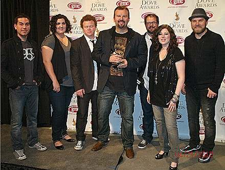 Casting Crowns Wins Dove Award Top Honor