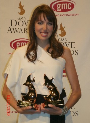 Francesca Battistelli: Female Vocalist of the Year