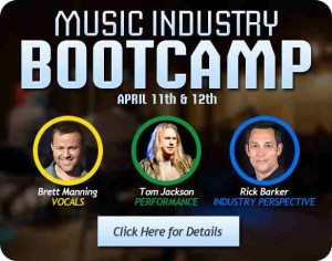 Music Industry Bootcamp