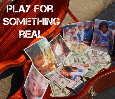 Play for Something Real