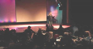Tom Jackson at Bootcamp 2014
