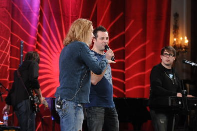 Tom at Canadian Music Week 2010